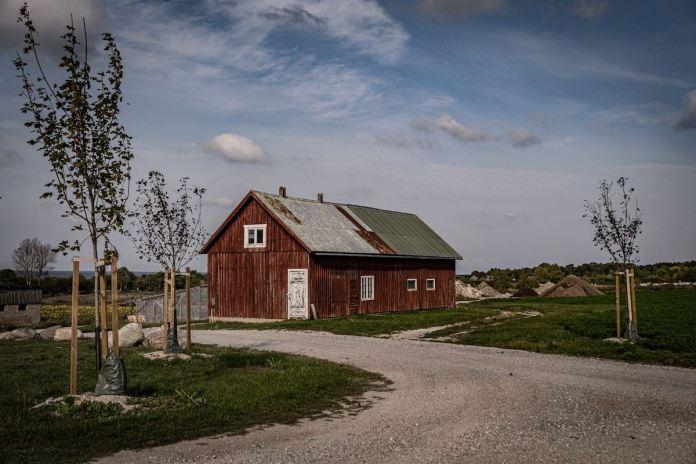 Salthamn Gotland
