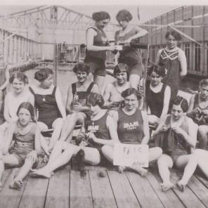 1933 Damenmannschaft