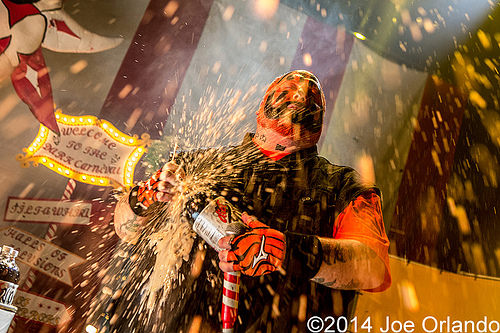 Photos of Insane Clown Posse from October 31st, 2014 at ...