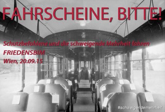 𝄞 Sonntag geh ma Tramway foan ♫♪♬