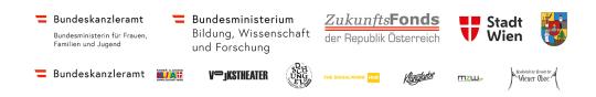 Fördergeber - Kooperationspartner - Sponsoren