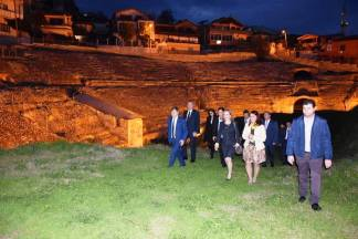 Në amfiteatrin të Durrësit