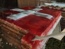 Festlicher Kuchen