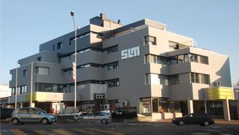 Der Hauptsitz der Spar- und Leihkasse Münsingen. Bild: zvg
