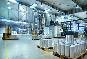 In der neuen Fabrikationshalle der Aerospace in Rumänien sollen zukünftig grosse Aufträge abgewickelt werden. Quelle: Montana Tech Components AG