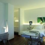 In attraktiv gestalteten Zimmern werden die Patienten verwöhnt. Quelle: Générale Beaulieu Holding