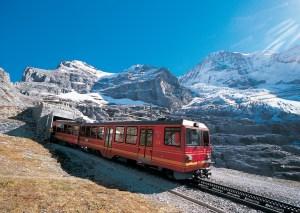 Das meiste Geld verdient die Bahn mit den Fahrten auf das Jungfraujoch. Bild: jungfrau.ch