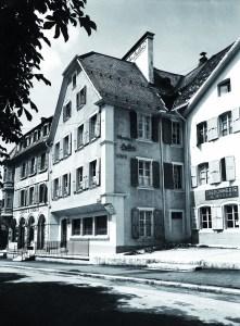 Das Stammhaus der Uhrenfirma im jurassischen Le Locle. Bild: zvg