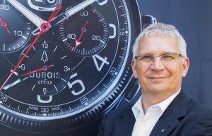 Thomas Steinemann, CEO und Hauptaktionör bei DuBois et fils. Bild: zvg