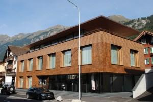 Der Hauptsitz der BBO befindet sich in Brienz. Quelle: BBO