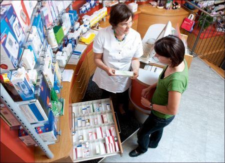 In Deutschland gibt es noch über 20'000 stationäre Apotheken. Quelle/Bild: www.abda.de