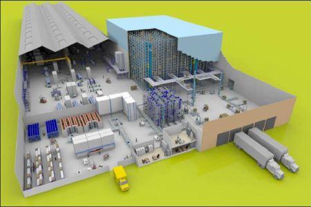 Logistik-Lösungen finden sich in den unterschiedlichsten Unternehmensbereichen. Quelle: www.kardex.com