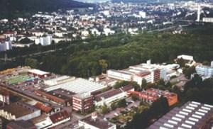 Die Reishauer-Gruppe besitzt ein grosses Areal in Wallisellen. Quelle: Reishauer Beteiligungen AG