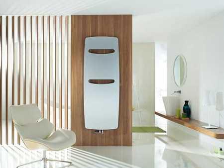 Moderner Heizkörper von Zehnder. Bild: www.zehnder-systems.ch