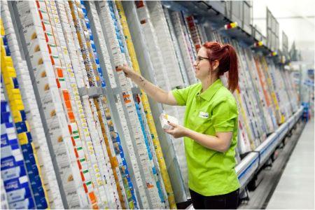 Hochmoderne Logistik ist bei DocMorris im Einsatz. Quelle: DocMorris, Tobias Zeit 2016