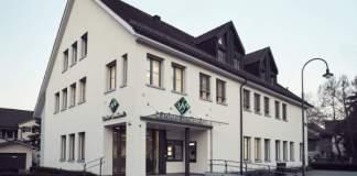 In Elg hat die ZLB ihren Hauptsitz.