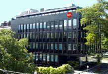 Von Basel aus werden die Geschäfte der WIR Bank geleitet.