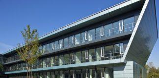 Im neuen Firmengebäude sitzt nicht nur die Chefetage der CKW.