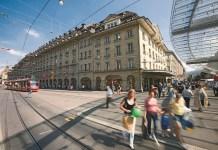 Loeb ist an sehr attraktiver Lage in Bern domiziliert.