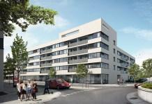 Die Wohnungen bieten eine intelligente Gebäudetechniksteuerung.