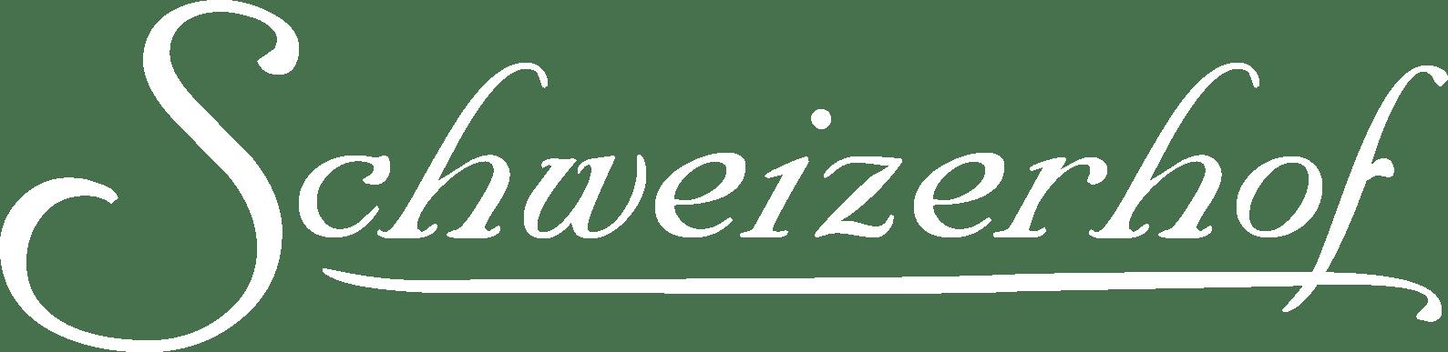Logo schweizerhof weiss