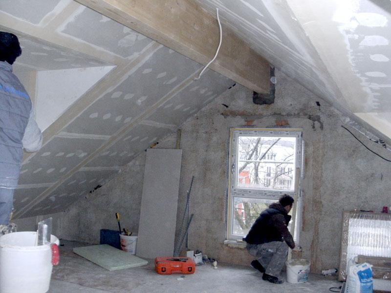 RigipsarbeitenGipsfaserplattenGipskartonplatten  M Schwendemann Bauunternehmung GmbH