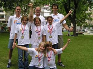 Österreichische Kindermannschafts-Meisterschaft, Schwechat