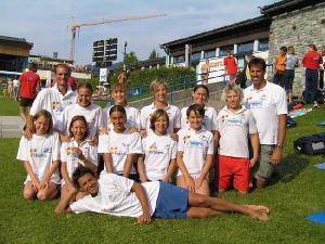 Österreichische Meisterschaft d. Schüler- u. Jugendklassen, St. Johann / Tirol