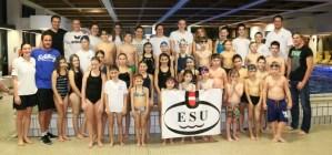 4. Weihnachtsschwimmen der ESU