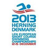 Kurzbahn Europameisterschaft Herning Dänemark 25m