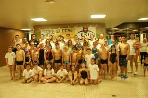 5. Weihnachtsschwimmen der ESU