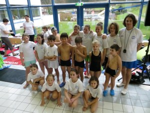 31. Internationales Nikolausschwimmen Steyr 25m