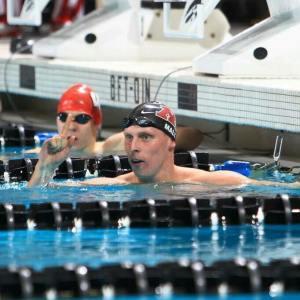 Kanadische Meisterschaften Toronto / Kanada 50m