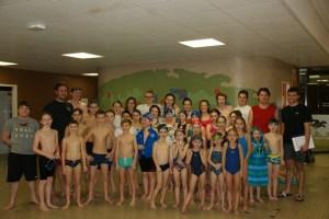 7. Weihnachtsschwimmen der ESU