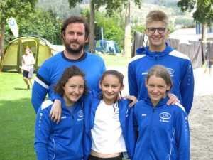 7x Gold, 2x Silber, 2x Bronze und 11 A-Finale für Anastasia Barcal, Sina Renner, Hannah Lackner und Paul Pfeifer.