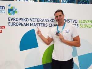 Dietmar Stockinger ist Doppel-Europameister!