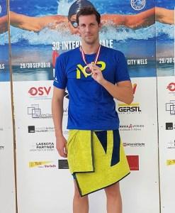 3x österreichische Rekorde,  5x Gold🥇 / 5x Silber🥈 / 1x Bronze🥉  für die Masters der Eisenstädter-Schwimm-UNION