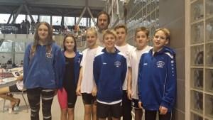 Österreichischer Rekord für Martha Felkel und Bronze für Alexander Szekely, ein toller Abschluss-Wettkampf für unsere Schwimmer in Györ!