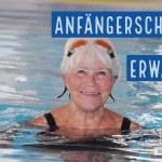 Anfängerschwimmen für Erwachsene