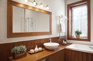 Modern Residential Home Bathroom Remodeling