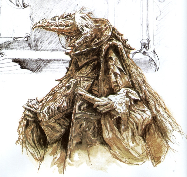 The World of the Dark Crystal