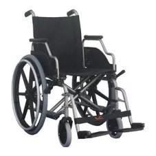 Venta sillas de ruedas plegables acero