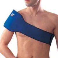 Hombreras, cabestrillos y soportes para hombro