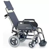 Silla de aluminio Breezy reclinable