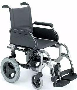 Silla de ruedas plegable breezy 250 de venta en la for La boutique de la silla