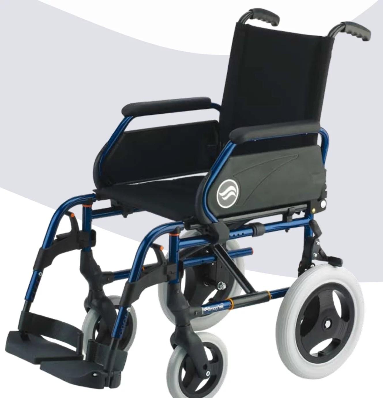 Silla de ruedas plegable Breezy 250 de venta en La