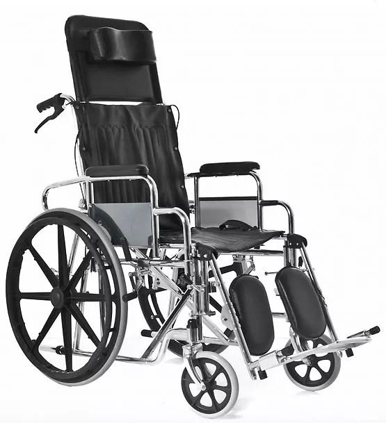 Silla de ruedas reclinable Quiru  Precio Disponibilidad
