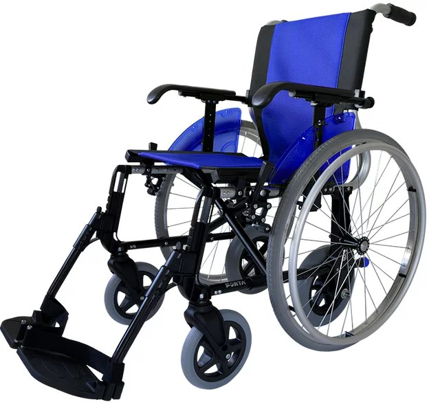 silla de ruedas forta basic duo