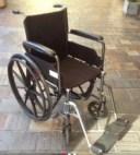 Sillas de ruedas de segundamano Madrid
