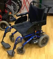 Silla de ruedas eléctrica segunda mano Mirage